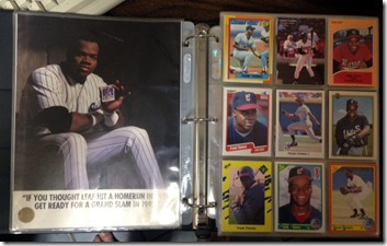 1990 big hurt rookie cards